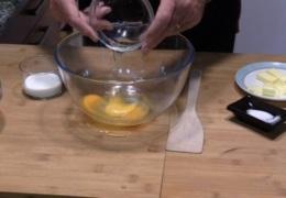 Preparamos los huevos