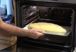 Poenmos el brioche en el horno