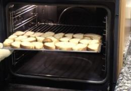 Ponemos los Borregos de San Antonio al horno
