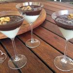 Copa de chocolate y mascarpone