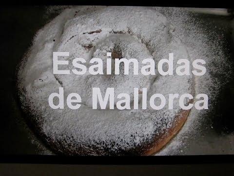 Ensaimada de Mallorca