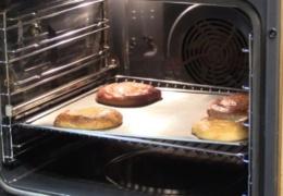 al horno las ensaimadas durante 14 minutos