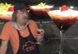 Fresas al Pedro Ximenez