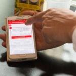 utiizamos el mobil y su app
