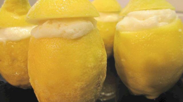Limón helado