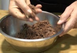 Granitos de Cacao
