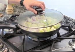 Cocinamos los ingredientes