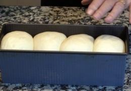 Molde para el pan