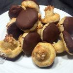 Panellets de Setas de Chocolate
