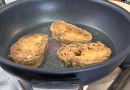 Pan frito para el suquet
