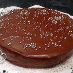 Tarta Mousse de Trufa y Chocolate