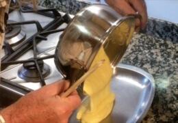 Preparamos la crema