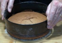 Ssacamos la tarta del horno