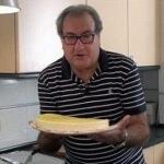 Tarta fria de Limón y Quesocon el forner