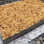Tarta Mousse de Turrón de Jijona con Almendras