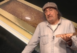 El Forner y el Turrón de yema tostada nueva versión