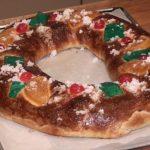 Roscón de Reyes con Termomix