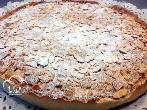 Tarta de Almendras y Cabello de Angel